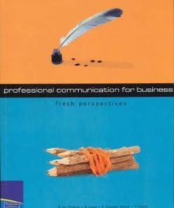 Professional Communication for Business Fresh Perspectives