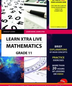 LEARN XTRA LIVE MATHS STUDY GUIDE GRADE 11