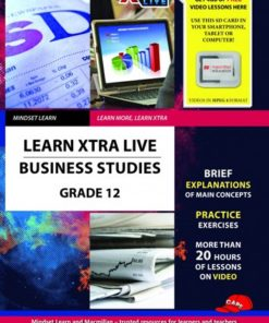 LEARN XTRA LIVE BUSINESS STUDIES SG GRADE 12