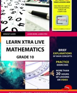 LEARN XTRA LIVE MATHS STUDY GUIDE GRADE 10