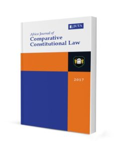 Africa Journal of Comparative Constitutional Law (Print)