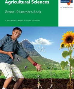 Via Afrika Agricultural Sciences Grade 10 Learner's Book