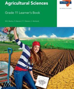 Via Afrika Agricultural Sciences Grade 11 Learner's Book