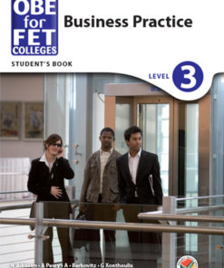 OBE for FET Colleges Business Practice Level 3 Student's Book