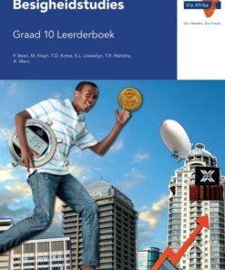 Via Afrika Besigheidstudies Graad 10 Leerderboek