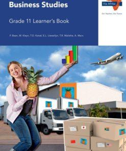 Via Afrika Business Studies Grade 11 Learner's Book