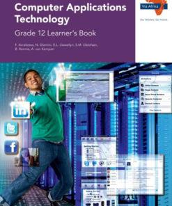 Via Afrika Computer Applications Technology Grade 12 Learner's Book