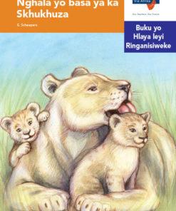 Via Afrika Xitsonga Home Language Intermediate Phase Graded Reader 20 Nghala yo basa ya ka Skhukhuza