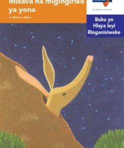 Via Afrika Xitsonga Home Language Intermediate Phase Graded Reader 26 Misava na migingiriko ya yona