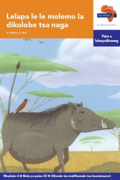 Via Afrika Setswana Home Language Intermediate Phase Graded Reader 32 Lelapa le le molemo la dikolobe tsa naga