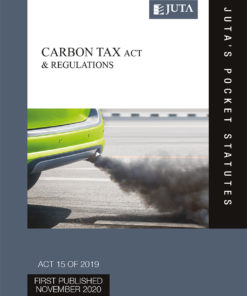 Carbon Tax Act 15 of 2019
