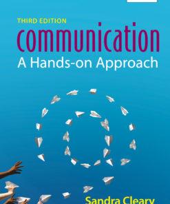 Communication: A Hands-on Approach 3e (Print)