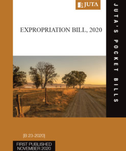 Expropriation Act 63 of 1975 & Regulations