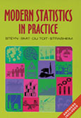 Modern statistics in practice