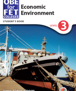 OBE for FET Colleges Economic Environment Level 3 Student's Book