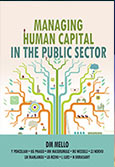 Managing human capital in the public sector