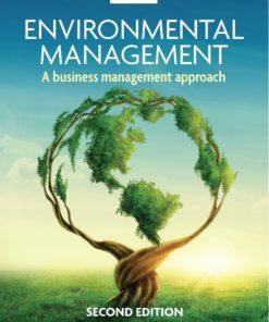 Environmental Management 2e (Print)