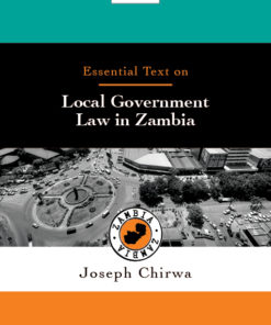 Essential Text on Local Government Law in Zambia