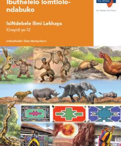 Via Afrika Folklore anthology: IsiNdebele Home Language Grade 12