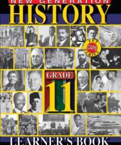 New Generation History Grade 11 Learner Book