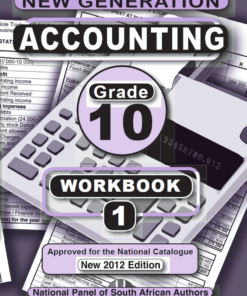 New Generation Accounting Grade 10 Exercise Book
