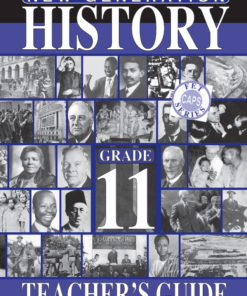 New Generation History Grade 11 Teacher Guide