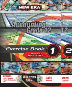New Era Accounting Grade 12 Workbook