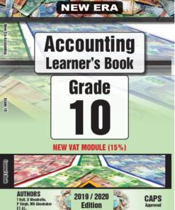 New Era Accounting Grade 10 Learners Book