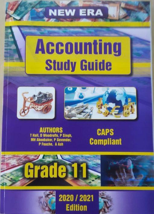 New Era Accounting Grade 11 New Study Guide