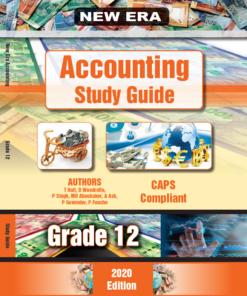New Era Accounting Grade 12 Study Guide
