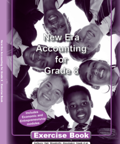 New Era Accounting Grade 8 Exercise Book