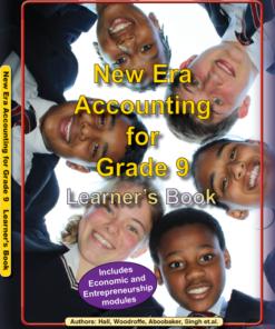 New Era Accounting Grade 9 Learner Book