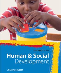 Human and Social Development