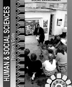 Human and Social Sciences Level 4 Facilitator's Guide