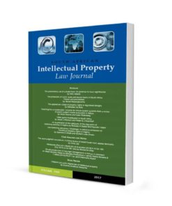 South African Intellectual Property Law Journal (Print)