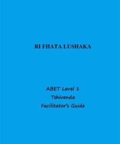 Learn & Live Series: Ri fhaṱa lushaka Level 1 Facilitator's Guide