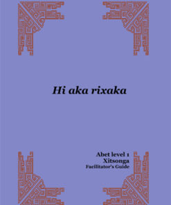 Learn & Live Series: Hi aka rixaka Level 1 Facilitator's Guide