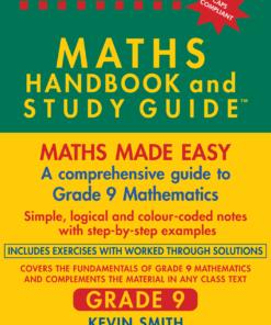 THE MATHS HANDBOOK & STUDY GUIDE – Grade: 9