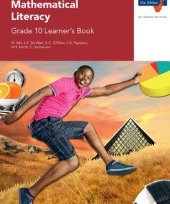 Via Afrika Mathematical Literacy Grade 10 Learner's Book