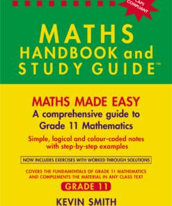 THE MATHS HANDBOOK & STUDY GUIDE – Grade: 11
