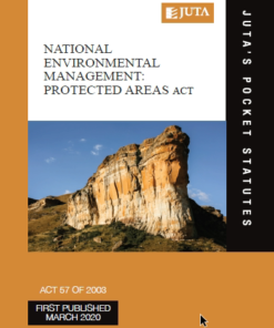 National Environmental Management: Protected Areas Act
