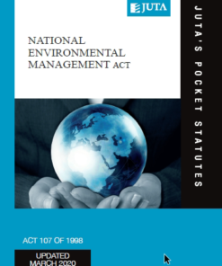 National Environmental Management Act 107 of 1998