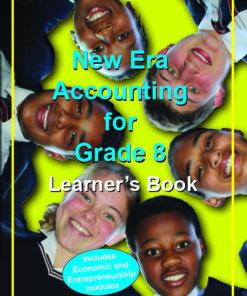 New Era Accounting Grade 8 Learner Book