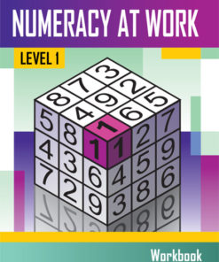 Numeracy at Work Level 1 Learner's Workbook