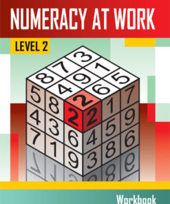Numeracy at Work Level 2 Learner's Workbook