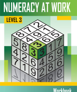 Numeracy at Work Level 3 Learner's Workbook