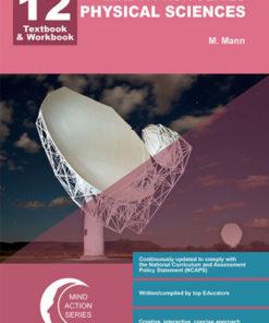 MIND ACTION SERIES Fisiese Wetenskap Handboek & Werkboek IEB Grade 12