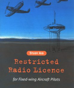 Study Aid- Restricted Radio Licence for Fixed-wing Aircraft Pilots