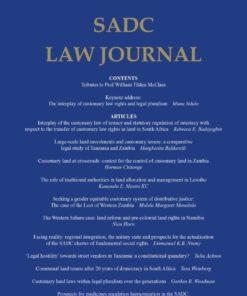 SADC Law Journal