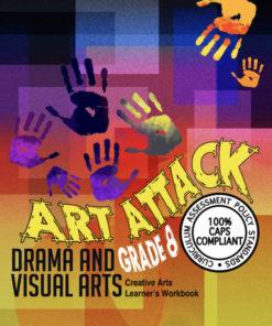 Art Attack Grade 8 Learner's Workbook